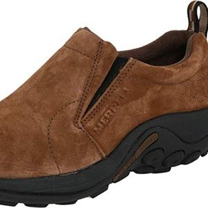 Merrell Men's Jungle Moc Slip-On Shoe 13